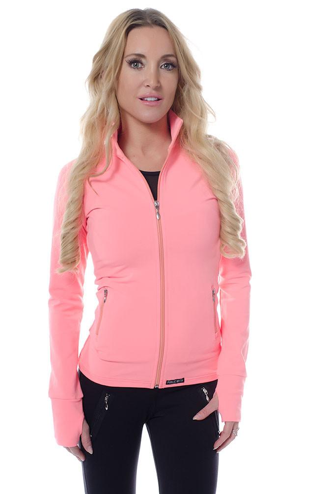Trade Assurance Yihao Women Warm Up Jacket Wholesale Custom Make ...