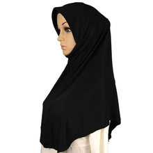 100%Polyester Material and Woven Technics hijab scarf dubai fabric
