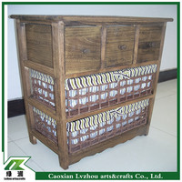 Nice Quality Shabby Chic Room Cabinet for Storage