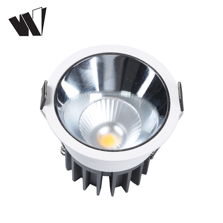 China product sale SAA CE approved cheap dimmable cob 12w recessed led spot light
