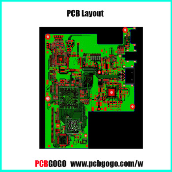 Create A Pcb Layout With Pcb Design Guidelines Printed Circuit Board ...