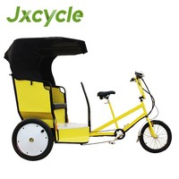 Europe electric used pedicabs for sale