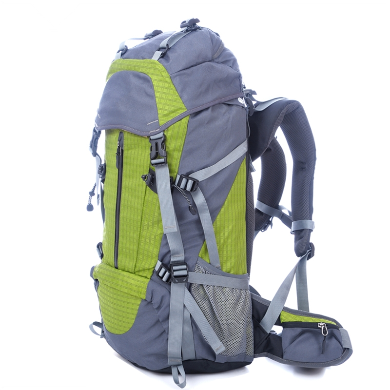 New Design Outdoor Unisex Hiking Backpack For Climber