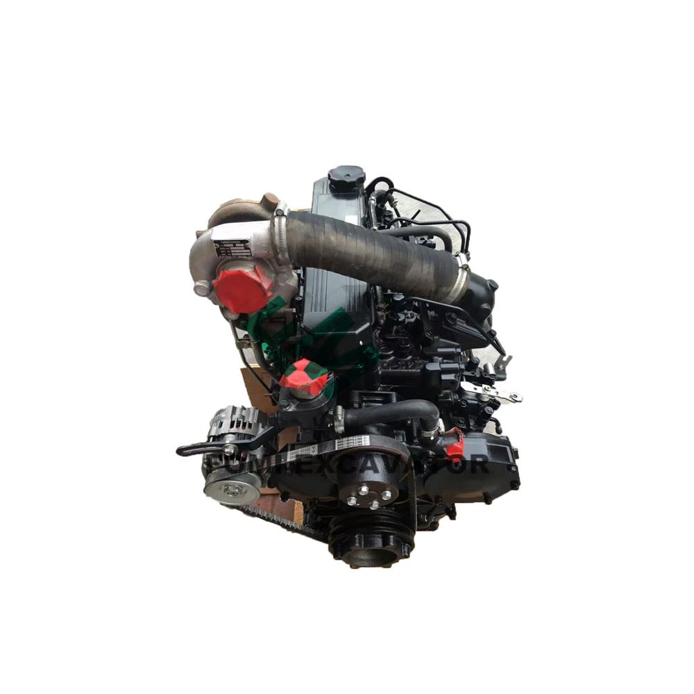 Động Cơ Diesel S4S Assy, S4S Hoàn Thành Lắp Ráp Động Cơ