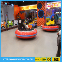 2016 China adult coin operated bumper car games for sale