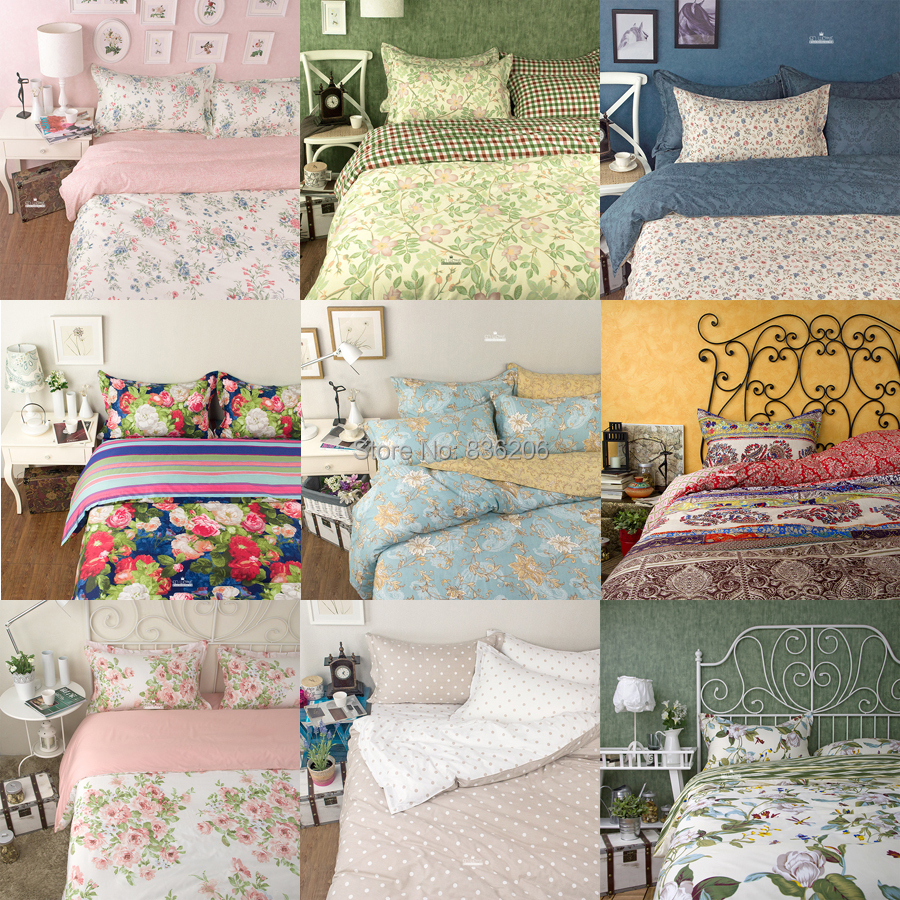 2015 New Ikea Style Bedding Sets In Full Queen King Size