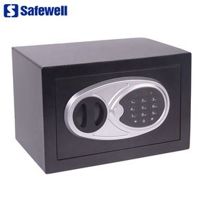 Safewell 20SX Hot Sale Hotel Safety Deposit Electronic Lock Safe Box