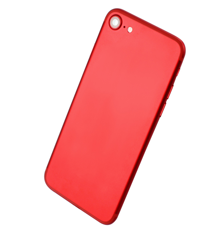 For iphone 7 housing custom for iphone 7 red housing for iphone 7 back housing