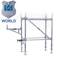 Cheap scaffolding frame measuring system used construction equipment for sale
