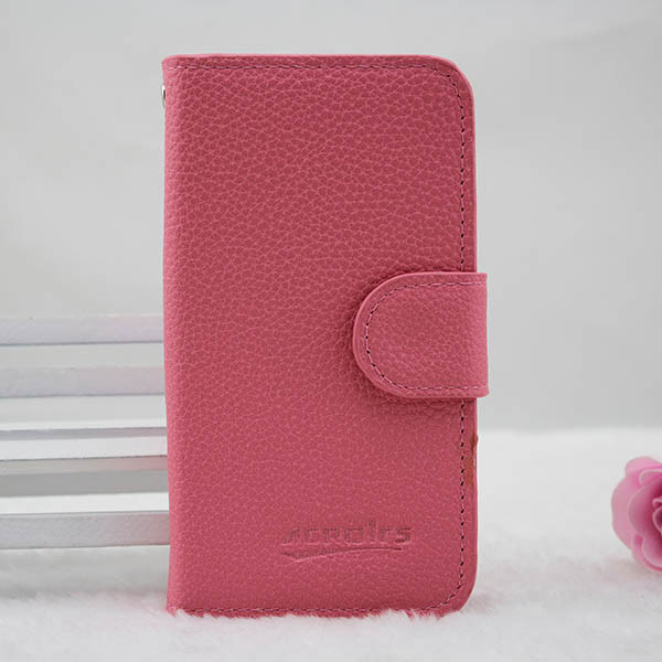 wallet flip leather case for samsung galaxy star pro gt s7262 cover