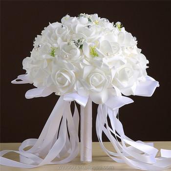 Eropa Grosir Busa Bunga Buatan Pengantin Memegang Indah Mawar Bunga Pernikahan Bouquet Buy Bunga Busa Buatan Grosir Pengantin Memegang Bunga Indah Bunga Mawar Product On Alibaba Com