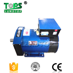 ST low voltage 3kw 5kw induction ac electric backup generator