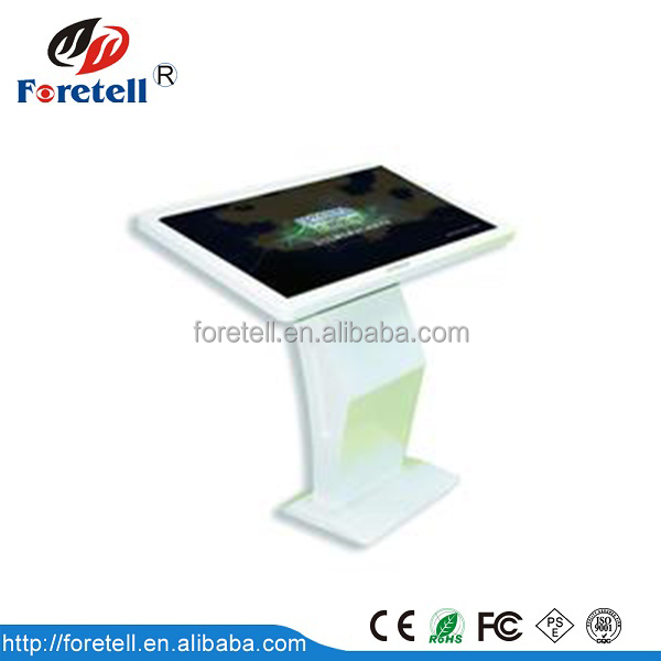 Foretell 43 Inch Floor Stand Digital Signage, Totem, LCD Advertising Screens