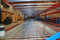 warehouse distributor pallet flow Racking Systems