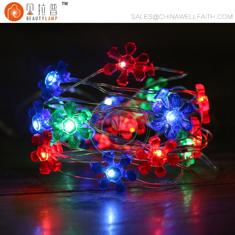 Decoration LED String Light With Sun Flower Shape