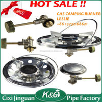 Factory Supply Directly Nigeria portable cheap single burner gas stove price, outdoor camping appliance gas cooker
