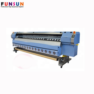 Original Allwin EP 320 / EP 320UV high speed solvent printer
