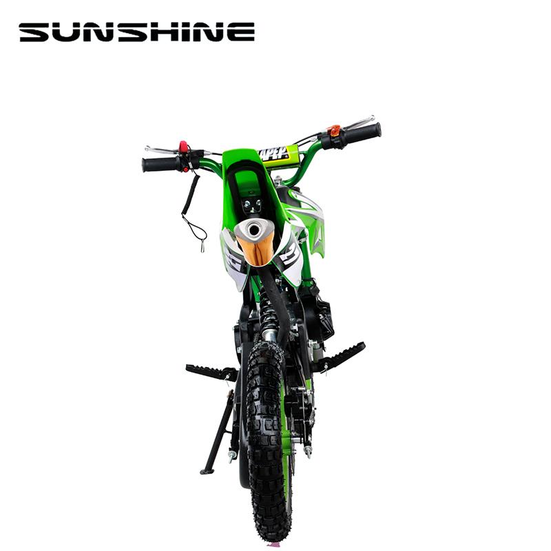 Motocicleta China marco salto horquillas mini moto eléctrica-Motos ...