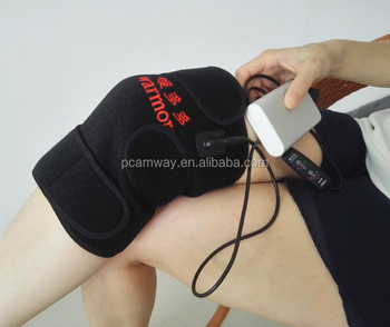 5V USB mobile power bank heated pad for knee pain
