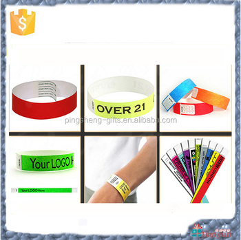 Cheap customized Vinyl/PVC Wristbands For Events