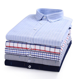 man wholesale shirt classic blue normal long sleeve shirt