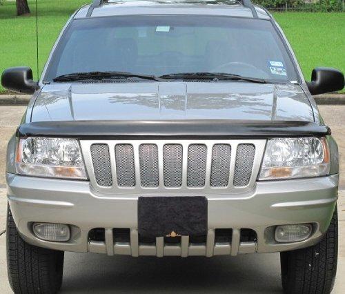 Jeep Grand Cherokee Chrome Mesh Grille Insert 04