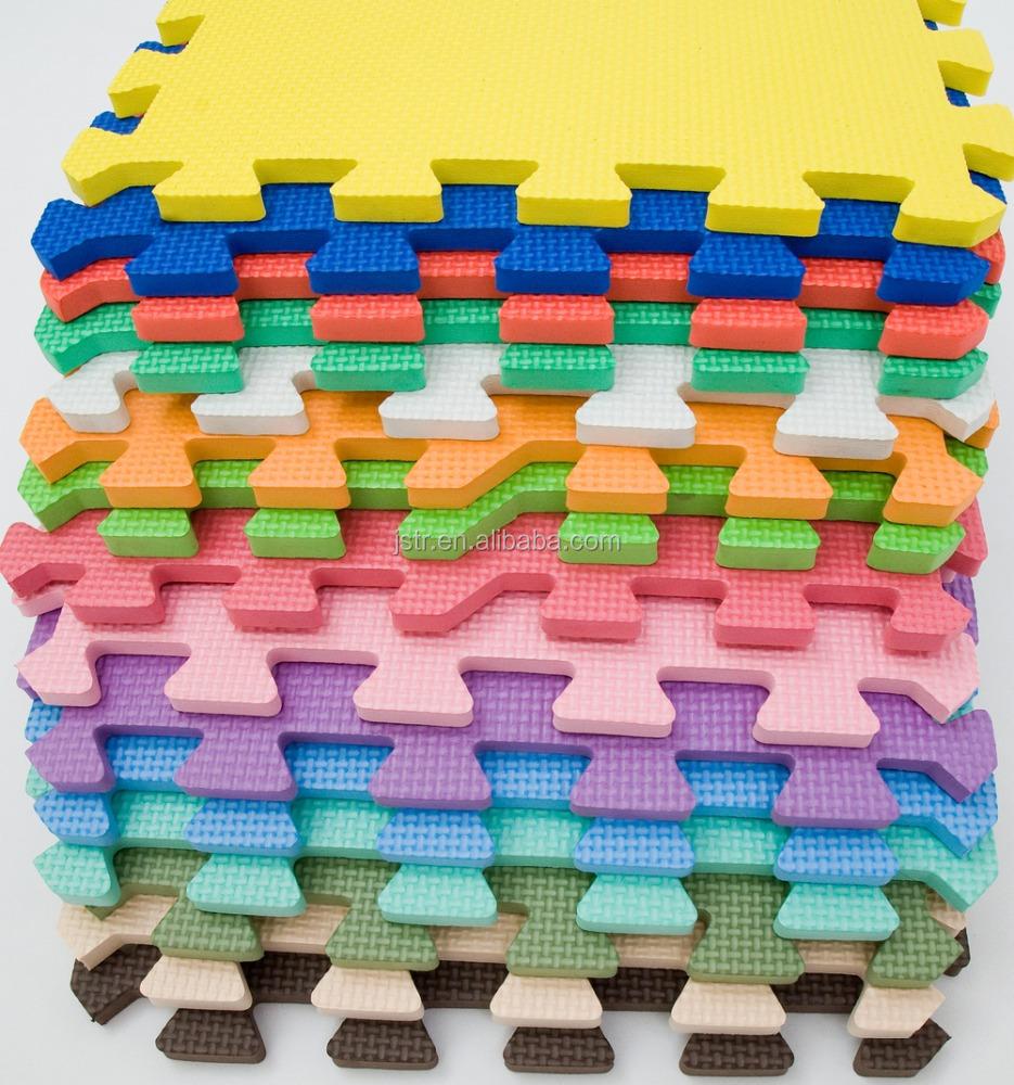 F brica de espuma eva alfombra de piso de enclavamiento felpudo identificaci n del producto - Fabricantes de alfombras ...