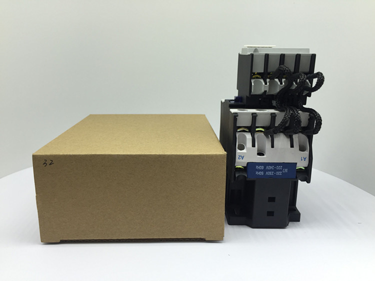 Factory CJ19-32 32A 220V coil voltage  magnetic 3p ac capacitor switching contactor china contactor
