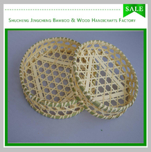 bamboo basket high quality Cheap eco-friendly foldable bamboo basket