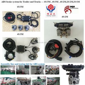 semi trailer air brake relay valve for trailer ,semi trailer and  trucks/wabco/volvo/man/bendix/haldex/knorr/wabco