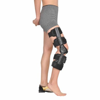 f4c36625e0 GD044 Hot Selling Hinged Knee Support Brace Orthosis Adjustable In China