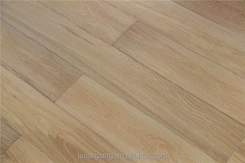 3 layer oak parquet flooring UV oiled for floor