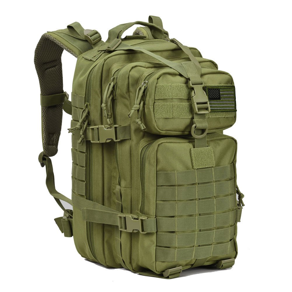 32692fff92f Get Quotations · Military Tactical Assault Backpack Small 3 Day Assault Pack  Army Molle Bug Out Bag Backpacks Rucksack