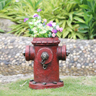 New arriving MGO handicraft fire hydrant plant flower pot