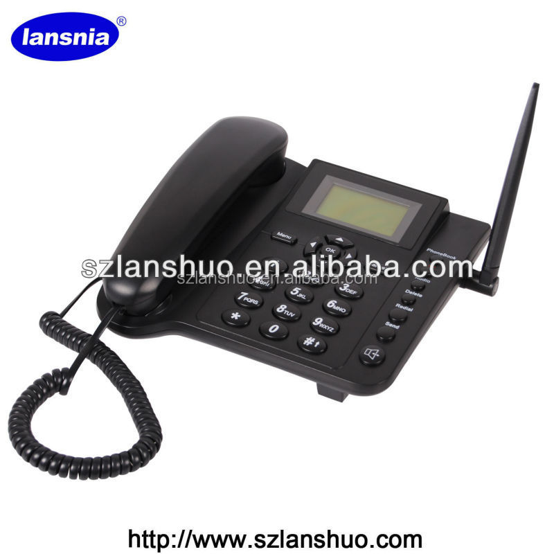 LOW PRICE QUAD BAND WIRELESS PHONE