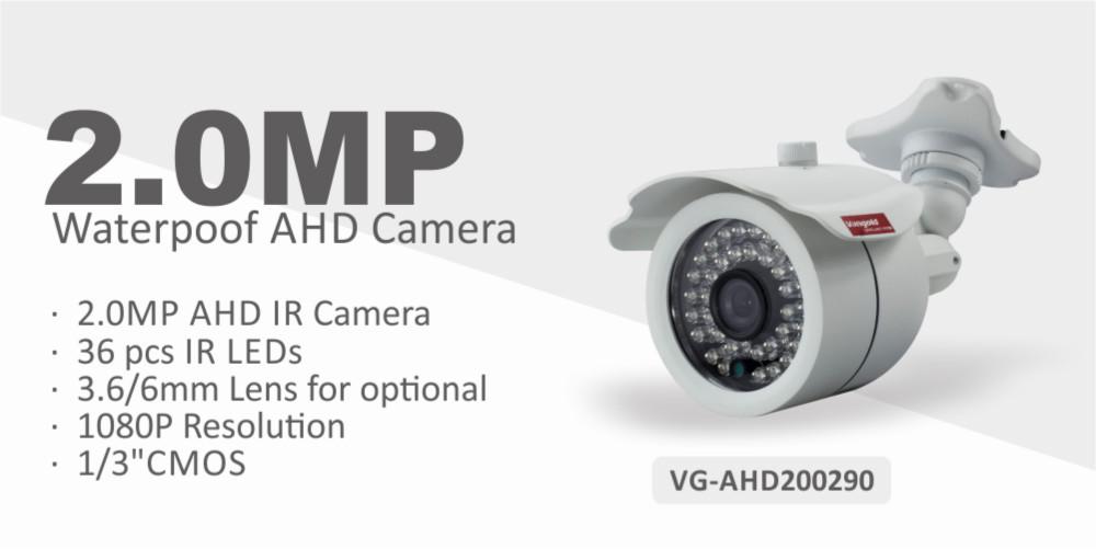 High Quality Hd 1080p Cctv Camera Specifications Ahd Cctv Camera ...