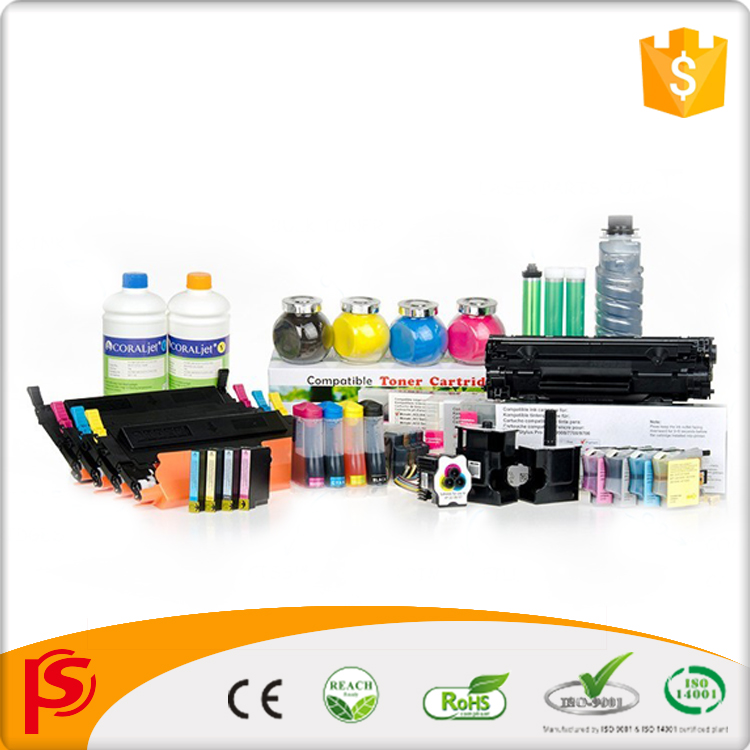 Wholesales Compatible Toner Cartridge and Inkjet Cartridges for ink laser printers