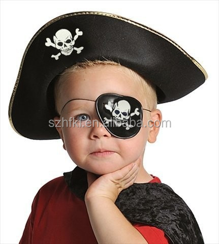 eye patch for child pattern instruction