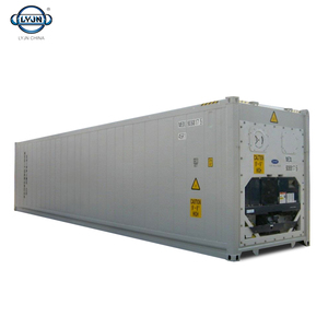 High Quality Solar Power Modular Systems Reefer Cold Storage Container 40HQ Containerized Mobile Cold Room