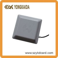 Contactless Rfid UHF Long Range Card Reader For Access Control Manufacturer