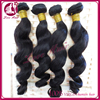 100% malaysian 6a malaysian 16inch natutal color full cuticle no tangle no shedding accept escrow payment loose wave hair