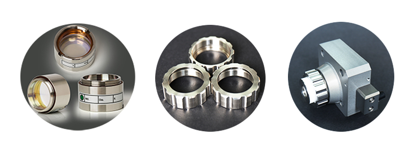 Original  Raytools  Laser Nozzle  Connector Locking Ring   for Empower Fiber Laser Cutting Head TB230/240/240S
