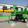 Hot selling Used Gas Hydraulic Log Splitter with Design Easy Put to Vertical Position