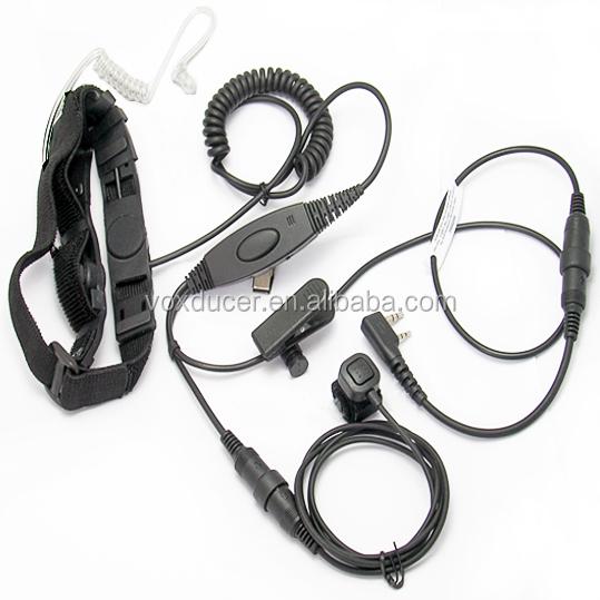 M Sm3 328two Way Radio Speaker Microphone Push To Talk For Motorola
