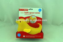 Hot selling ducky bath spout cover