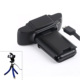 New model tripod 5P Lens HD 720P USB laptop web camera webcam cover