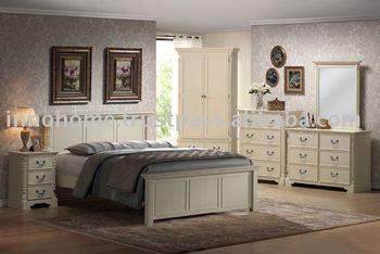 Hout Slaapkamer Meubels : Slaapkamermeubilair houten slaapkamermeubilair slaapkamer set