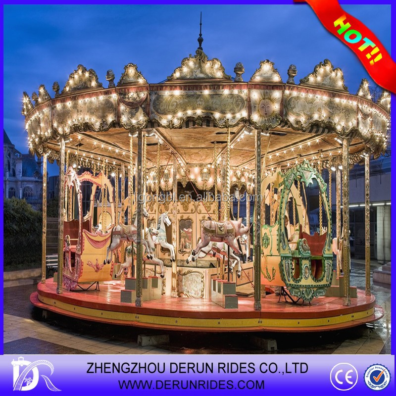 alibaba fr Children Games New Product Carousel Horse Sale