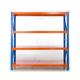Customized multi-level steel plate Medium storage Rack system for warehouse storage