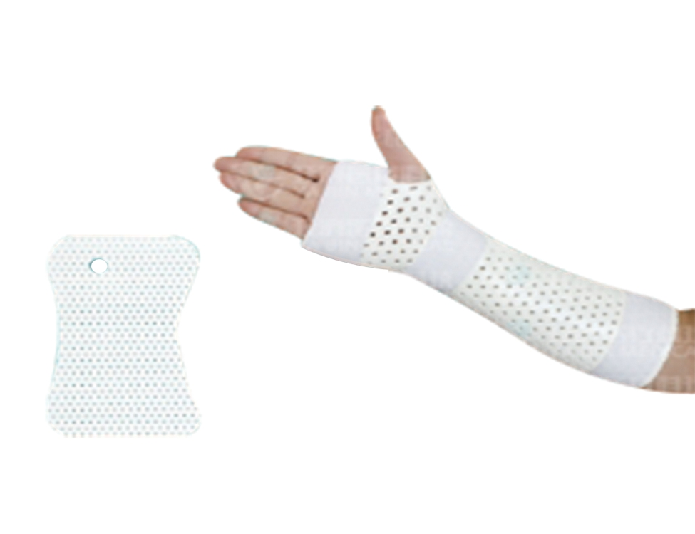 Thermoplastic Orthopedic Braces for Arm/Thermoplastic arm brace materials with CE FDA